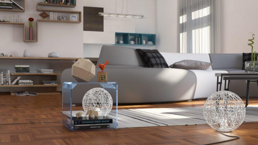 Particolare studio luce Appartamento Roma pp 1024x576 - INTERNI