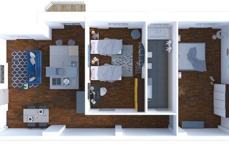 3d plan 460x295 - PLANIMETRIE 2D-3D