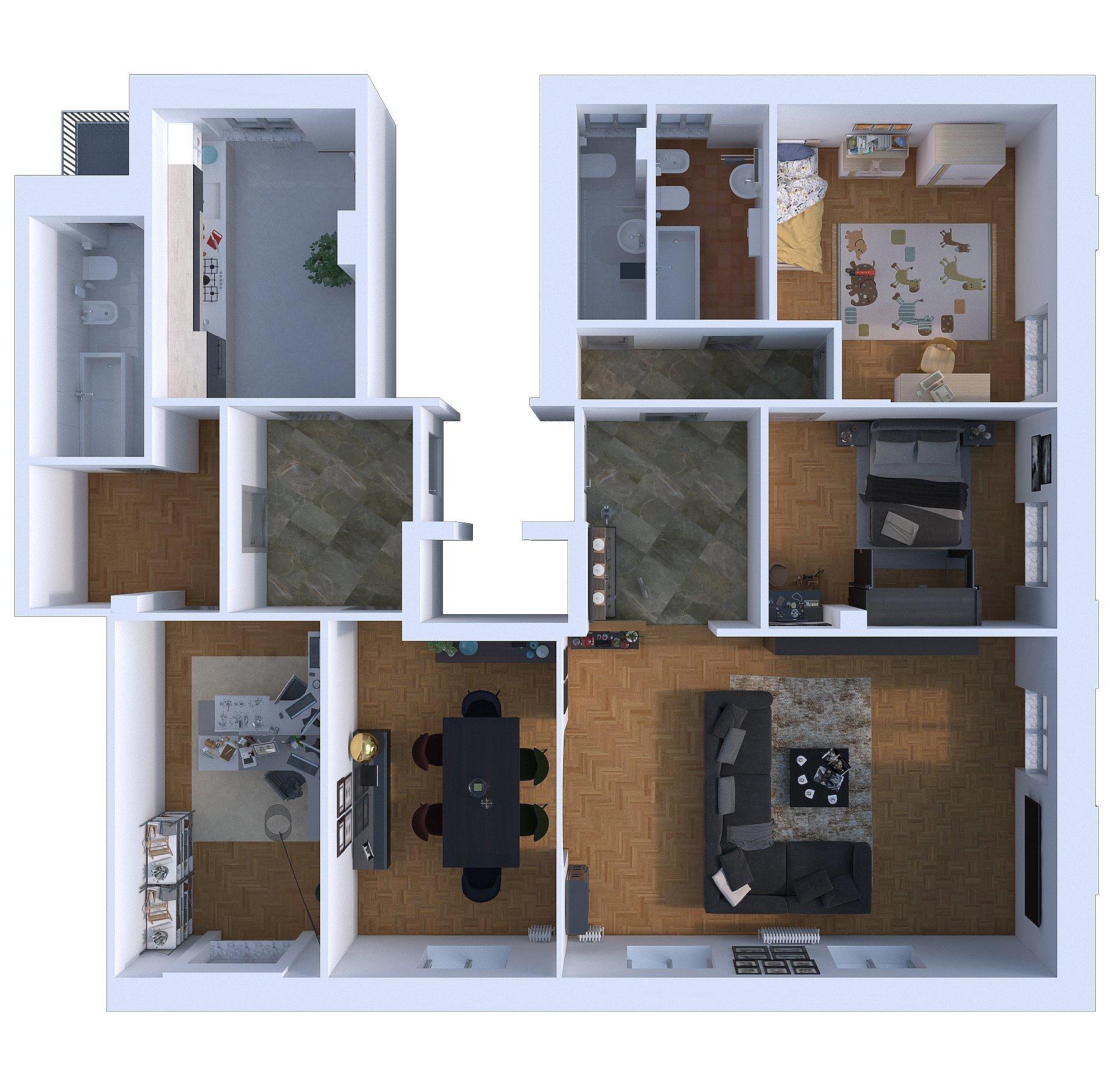 planim 3d 13 unico postprod - PLANIMETRIE 2D-3D